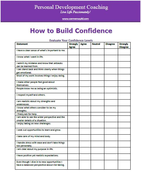 Printables Improving Self Esteem Worksheets exercises to help build self esteem confidence trainer download we need teach them what high is so they have something aim for his research techniques object was explore th