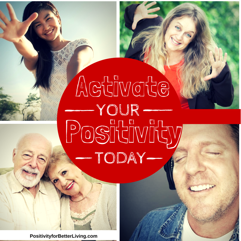 Activate positivity