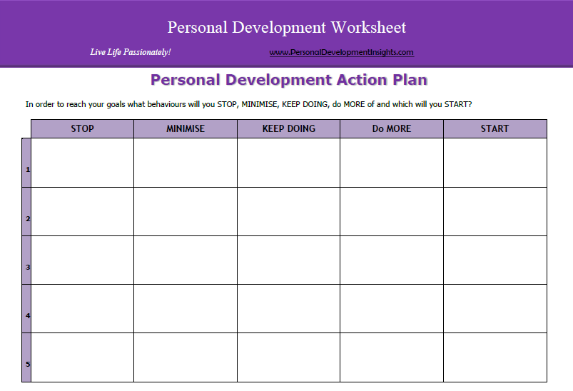 Call Planning Worksheet further Action Plan Goal Setting Worksheet ...